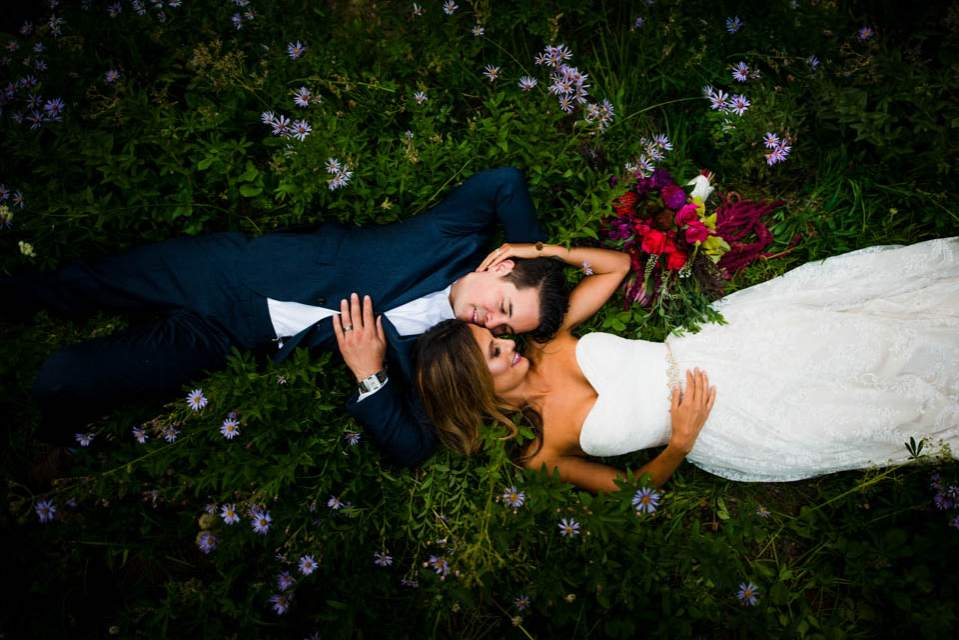 elopement during wildflower season