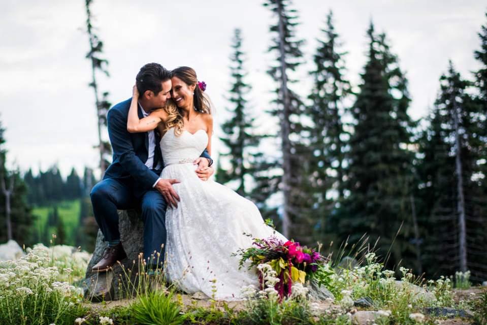 mount rainier adventure wedding